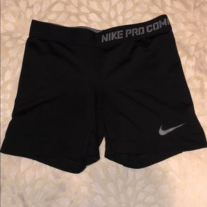 Nike Pro DriFit Compression Shorts